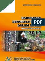 Bengkulu Utara Dalam Angka 2012