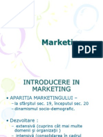 01 Introducere in Markteing Marketing
