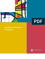 Building an Inclusive Workplace
