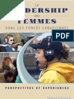 Le Leadership Des Femmes Dans Les Cf[1]