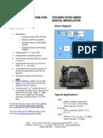 Digital Modulator