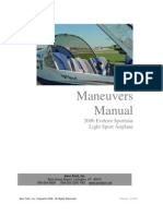Evektor Maneuvers Manual 12-13-07