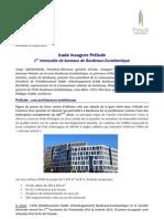 20130618_CP_Icade inaugure Prélude  1er immeuble de bureaux de Bordeaux-Euratlantique