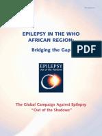 Epilepsy in African-Region