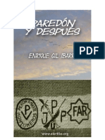 Enrique Gil Ibarra - Paredon y Despues