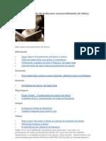 Projeto de formação de professores em procedimentos de leitura