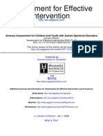 Assessment for Effective Intervention 2002 Rinner 37 46