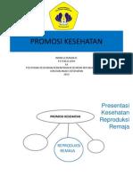 Indra Lesmana (1a) - Promosi Kesehatan