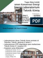 Audit Energi Laboratorium
