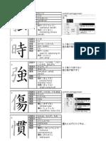 kanji nya kanji