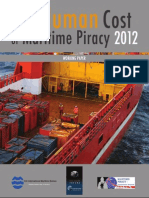 The human cost of maritime piracy 2012