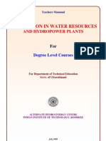 Automation in Water Resources