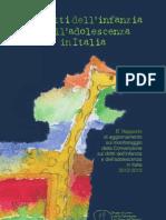 Rapporto 6 CRC - I diritti dell'infanzia e dell'adolescenza in Italia