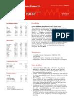 Market Pulse 130619