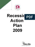 Bristol City Council's Recession Action Plan Final