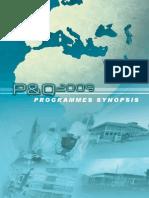 P&Q Enhancement Programmes 2009 Synopsis)