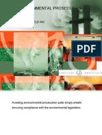 Avoid Environmental Prosecution
