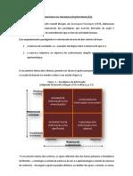 Paradigma Da Informacao.burrell e Morganx
