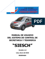 Manual Jorge Chavez