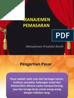 PPT - Man. Pemasaran (M.P. Benih).ppt