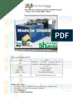 Machine+de+Gobelet+en+Papier+SHUNDA+ZBJ 9A