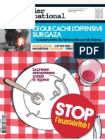 [RevistaEnFrancés] el mensajero internacional - del 22 al 28 de noviembre de 2012