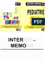 inter memo pediatrie
