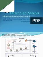 Laz Sanchez RF Work Presentation