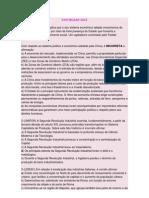 Geografia das Indústrias - Vestibular 2012 - 37 c gabarito.