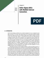 Ch 8 Delta-Sigma ADCs With Multibit Internal Converters