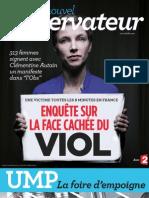 [RevistaEnFrancés] ElNuevoObservador - del 22 al 28 de noviembre de 2012