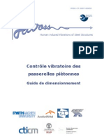 Guideline Footbridges FR