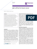 Braest Cancer Celllines