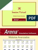 Clase Tres Simulacion Arena