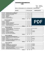 Pensum Ingenieria TIC TI2 Sept2012