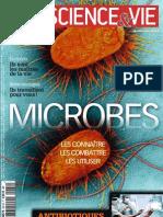 [RevistaEnFrancés] Ciencia&Vida ed.Especial 261 - sobre los microbios