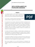 proyecto REGLAMENTO DE PARTICIPACIÓN CIUDADANA.doc