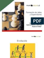 Demostracion Supervision y Liderazgo