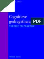 Cognitieve gedragstherapie - Judith S. Beck (leesfragment)