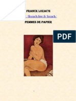 Franck Lozac'h Femmes de Papier