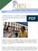 Gianni Lettieri - inchiesta che coinvolge de Magistris
