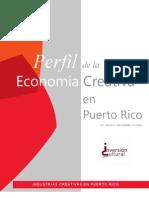 Documento completo - Perfil de la economía creativa en Puerto Rico - Javier Hernández
