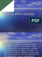 46-Fetal Birth Injuries