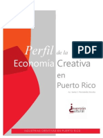 Resumen Ejecutivo - Economía creativa en Puerto Rico - Javier Hernández