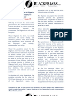 Nigerian Taxation Law and Financial Products Newsletter