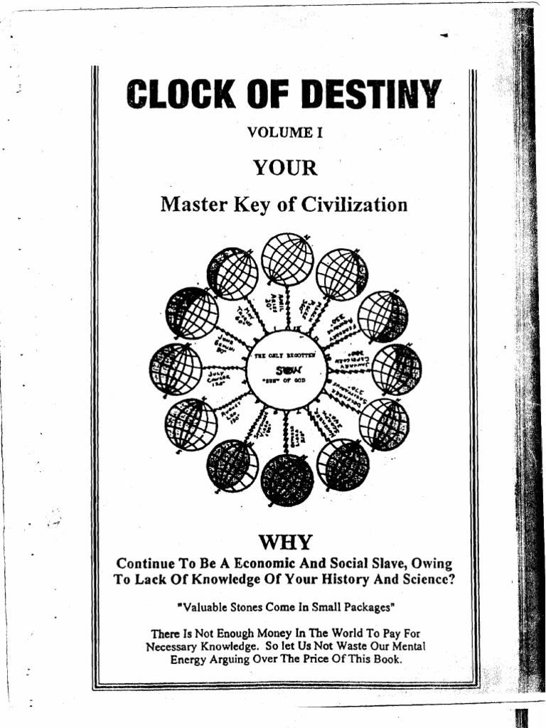 Clock of destiny part 1 2 astrology astronomy fandeluxe Images