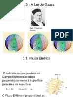 Cap. III - A Lei de Gauss