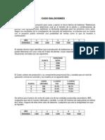 Caso Baldosines Ceramicos Ltda