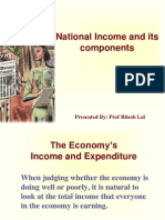 26761588 National Income Concept and Measurement