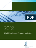 Wipo Patent Report 2012